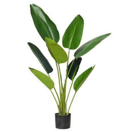 Perfect Artificial Plant- Bird Of Paradise Small | Higheight Home & Living RK05